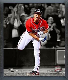 Andrelton Simmons Atlanta Braves MLB Spotlight Action Photo (Size: 12
