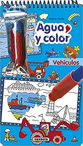 Vehículos (Agua y color)