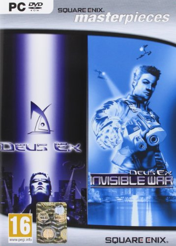 Deus Ex And Deus Ex: Invisible War - Double Pack [Bundle]
