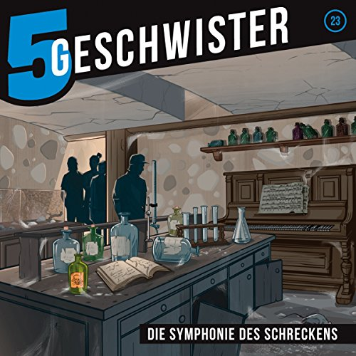 Die Symphonie des Schreckens     5 Geschwister 23              By:                                                                                                                                 Tobias Schier                               Narrated by:                                                                                                                                 Tjorven Lauber,                                                                                        Sarah Stoffers,                                                                                        Fabian Stumpf,                   and others                 Length: 1 hr and 14 mins     1 rating     Overall 5.0
