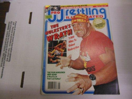 Pro Wrestling Illustrated Magazine Hulk Hogan September 1990
