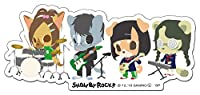サンリオ SHOW BY ROCK!! 【 ウワサノペタルズ 】SR96054 / ショウバイロック!! ステッカー ショウバイロック シール