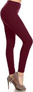 High Waisted Leggings -Soft & Slim - Solid Colors & 1000+ Prints