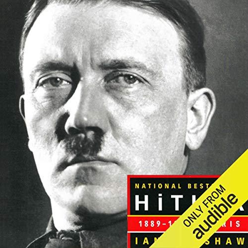 Hitler 1889-1936: Hubris Audiobook By Ian Kershaw cover art