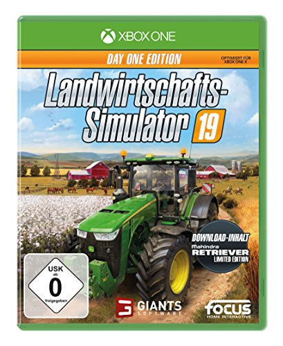 Landwirtschafts-Simulator 19 Day One Edition - Xbox One (exkl. bei Amazon)