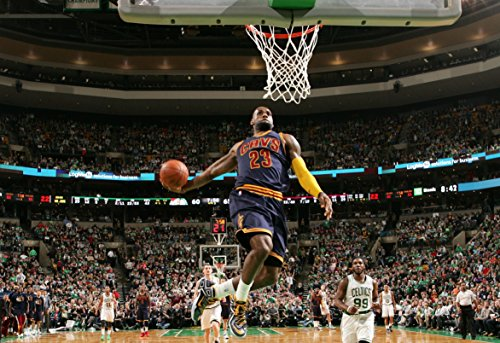 Photo posters Lebron James Cleveland Cavaliers Basketball Limited Print 24x36#2