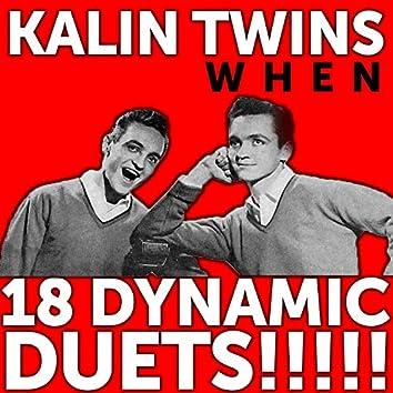 When... 18 Dynamic Duets!
