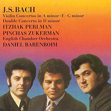 Bach: Violin Concertos/ Double Concerto
