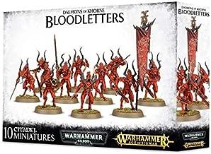 Games Workshop Warhammer Age of Sigmar Demons of Khorne Bloodletters