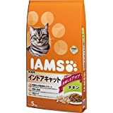 アイムス (IAMS) キャットフード 成猫用 インドアキャット チキン 5kg