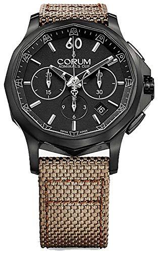 Admiral's Cup Legend 42 Chrono Reloj para Hombre Analógico de Cuarzo con Brazalete de Nylon 984.103.98.0612.AN13