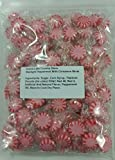 Starlight Peppermint With Cinnamon 2 Lbs Bulk Hard Candy Discs Approximately 175 Pieces