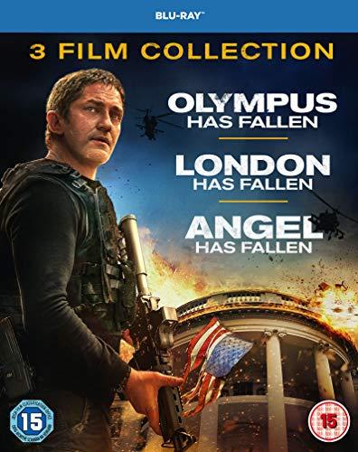 Blu-ray3 - Olympus / London / Angel Has Fallen Triple Boxset (3 BLU-RAY)