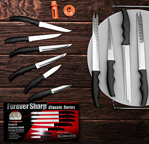 Forever Sharp Classic Series Knives