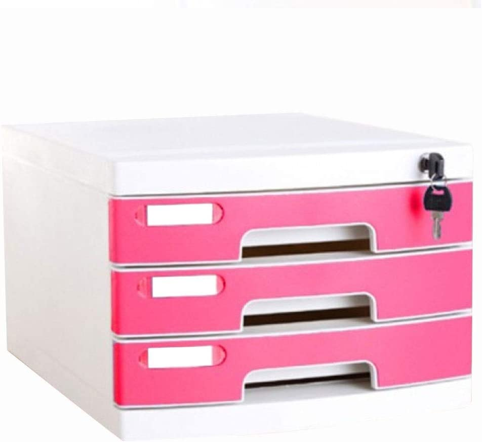 Organizer da Tavolo in Legno,per Accessori da Scrivania O Posta Color : A1 Bxwjg Armadietto for Ufficio con 3 Cassetti