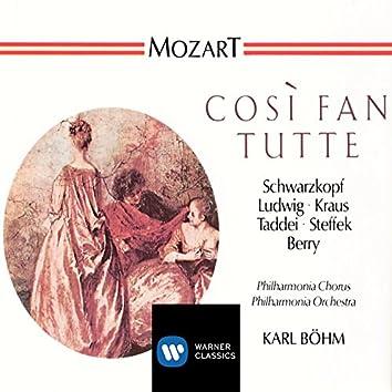 Mozart: Così fan tutte