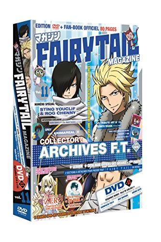 Fairy Tail Magazine-Vol. 11