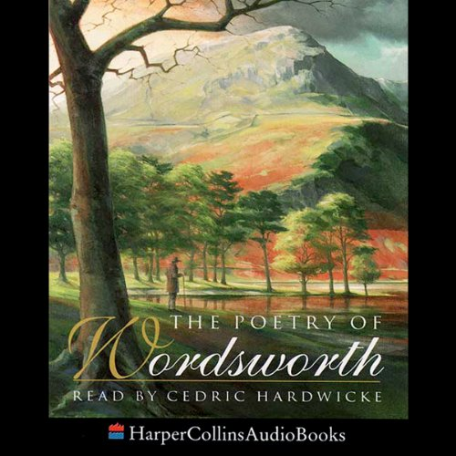 The Poetry of Wordsworth audiobook cover art