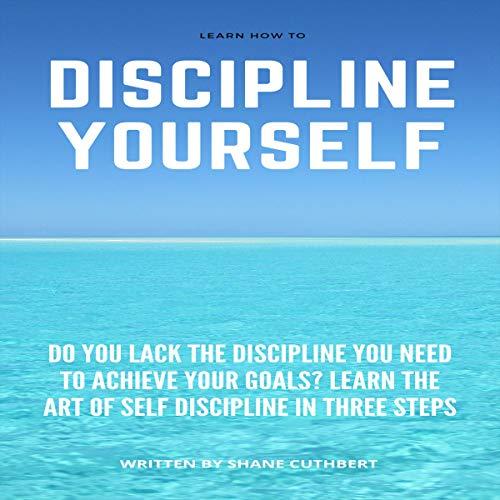 Discipline Yourself cover art