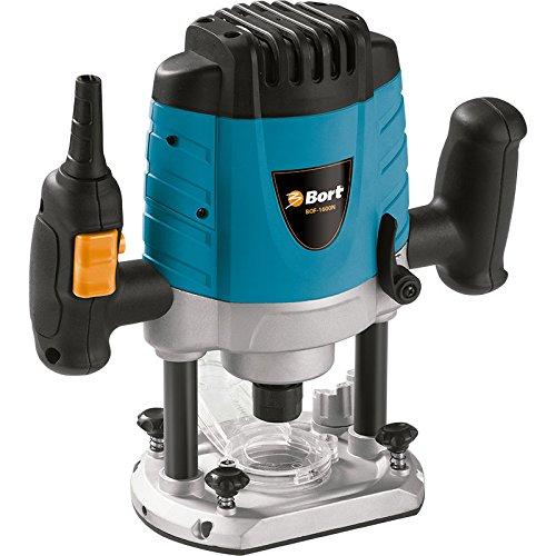 Bort BOF-1600N Semiprofessionelle Oberfräse 1600 Watt