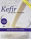 Yogourmet Freeze Dried Kefir Starter, 1 Ounce box