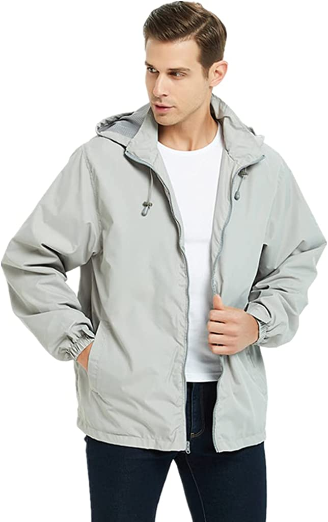 2021new shipping free shipping Men's Packable Superior Windproof Cycling and Jacket,Lightweight Wat