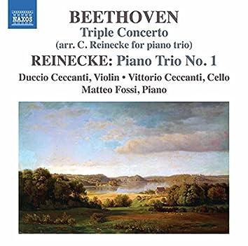 Beethoven & Reinecke: Piano Trios