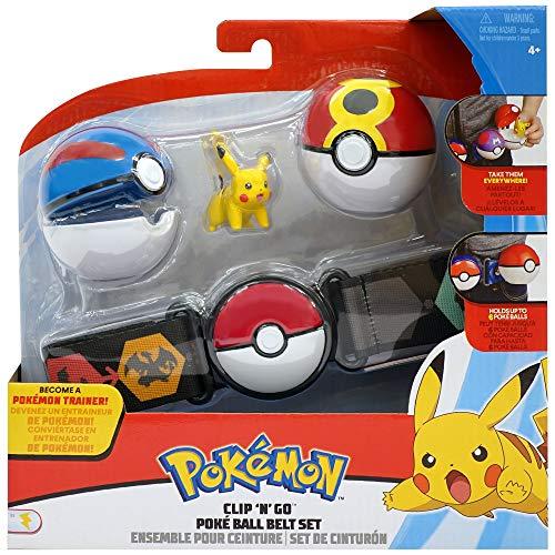 Bizak-63227236 Pokemon cinturón ataque, modelos aleatorios, color surtido (63227236)
