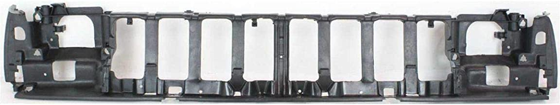 Header Panel For 93-95 Jeep Grand Cherokee 1993 Grand Wagoneer ABS Plastic