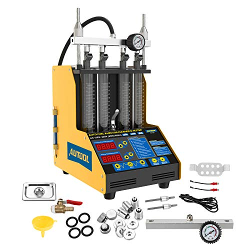 Autool CT150 Ultrasonic Wave Fuel Injector Cleaner