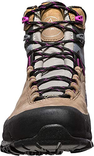 LA SPORTIVA Damen TX5 Woman GTX Trekking- & Wanderhalbschuhe, Mehrfarbig Taupe Lila 000, 40 EU