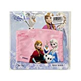 アナと雪の女王 子供用 マスク ( 三人並び ピンク ) 14733 洗える コットン キッズ 小さめ かわいい ピンク アナ雪 アナ エルサ オラフ