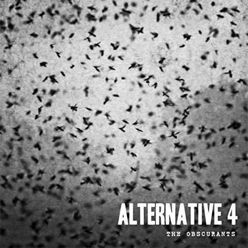 Alternative 4: The Obscurants (LTD. Buch Edition inkl. Bonus CD, 60seitig, 18x18cm) (Audio CD (Limited Edition))