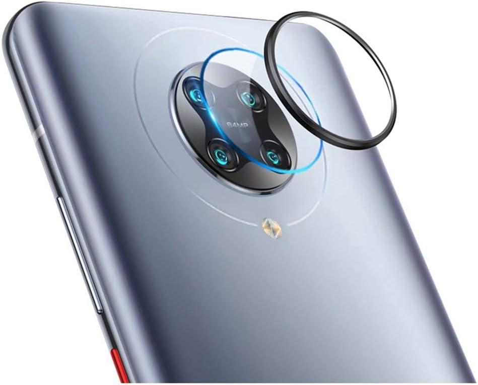 واقي FTRONGRT لجهاز Samsung Galaxy M42 5G، واقي عدسة كاميرا Samsung Galaxy M42 5G ، واقي الشاشة de pantala de vidrio templado para Samsung Galaxy M42 5G (عبوتان)
