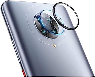 واقي FTRONGRT لجهاز نوكيا 5.4، واقي عدسة كاميرا نوكيا 5.4، واقي دي pantala de vidrio templado para Nokia 5.4 (عبوتان)