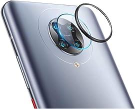 FanTing Protector de Metal for Xiaomi Redmi K30 Pro, Xiaomi Redmi K30 Pro Camera Lens Protector, Protector de pantalla de vidrio templado para Xiaomi Redmi K30 Pro (2 Pack)