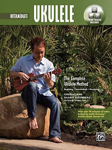 The Complete Ukulele Method: Intermediate Ukulele  |  Buch
