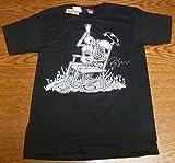 Viva La Bam Margera Signed Element Skateboards Black Shirt L COA Jackass - PSA/DNA Certified - TV Miscellaneous Memorabilia