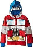 Transformers Little Boys' Optimus Little Boys Costume Hoodie, Red, 4