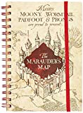 AMBROSIANA Quaderno a righe A5 Harry Potter The Marauders Map
