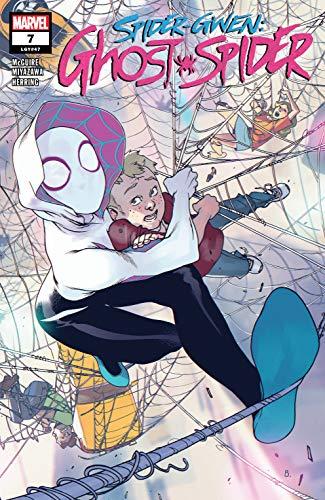 Marvel Comics SPIDER-GWEN GHOST SPIDER #4 first printing