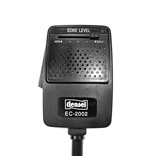 Albrecht 4215 Echolautmikrofon Densei EC 2002 Elektret mit 6 Pins
