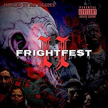 DJ Unknown Present Fright Fest, Vol. 2