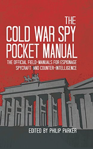 The Cold War Spy Pocket Manual by Philip Parker (2015-10-08)