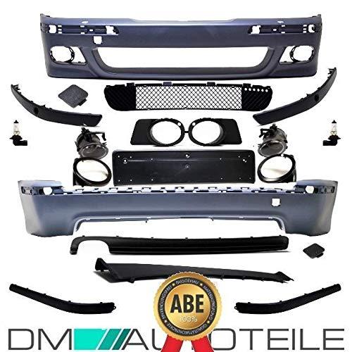 TOURING Stoßstange Bodykit ABS passt für BMW E39 97-04 nicht M-Paket PDC/SRA+NSW