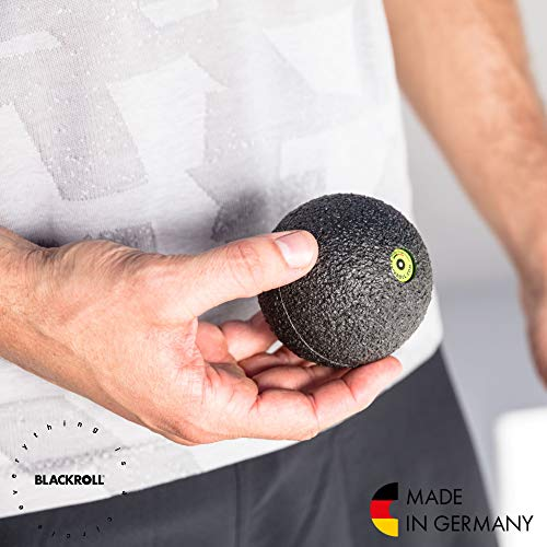 Blackroll Selbstmassage Ball 8 cm, schwarz - 6