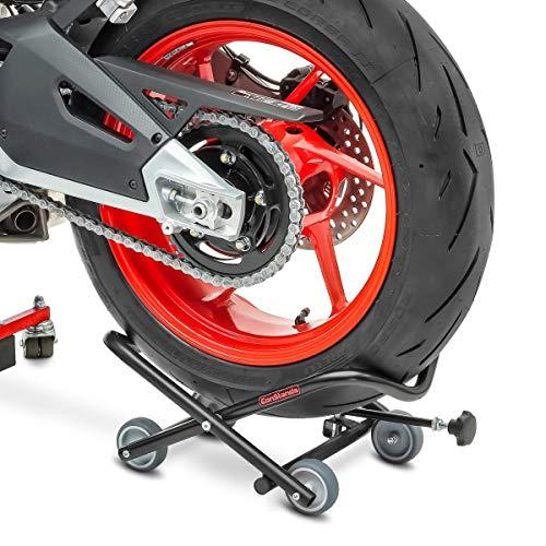 Ayuda Cambio Rueda para Yamaha XTZ 660 Tenere/XT 660 Z Tenere TC7 Negro