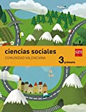 Ciencias sociales. 3 Primaria. Savia. Comunidad Valenciana - 9788467578164