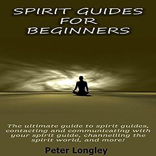 Spirit Guides for Beginners cover art
