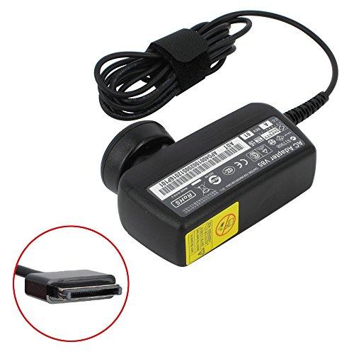BattPit 18W Laptop Netzteil Ladegerät für Asus Transformer Prime Pad Inifinity TF101 TF101G TF201 TF300 TF300T TF300TG TF300TL TF700 TF700T mit Netzkabel - [15V 1.2A]